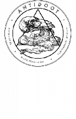 Antidoot logo