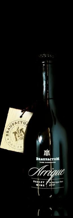 Braufactum Arrique flasche