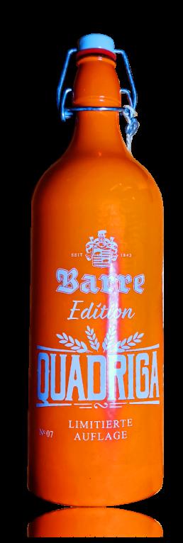 Barre Quadriga No 7 flasche