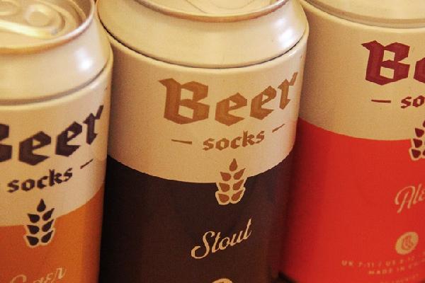 Luckies beer Socks