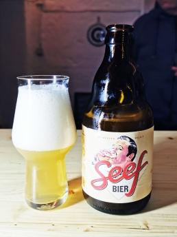 Antwerpse Brouw Compagnie Seef bier
