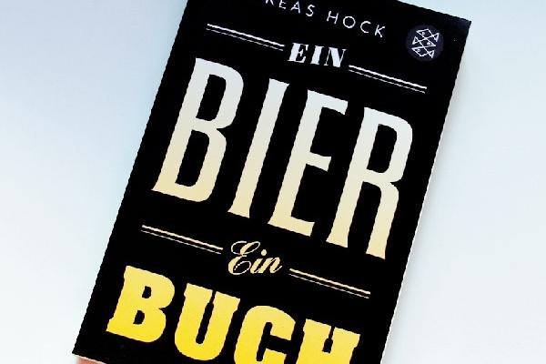 Ein Bier ein Buch