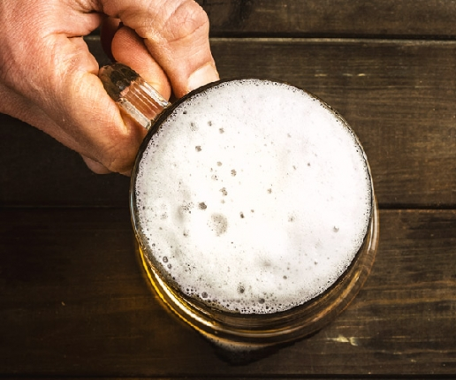 Bier Treiber in Deutschland