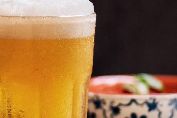 Bier und Drogen