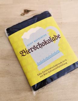 Meinherzschlag bierschokolade