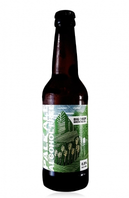 Big Drop Brewing Pale Ale Flasche