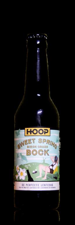 Hoop Bison Grass Bock flasche