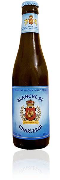 Blanche de Charleroi flasche