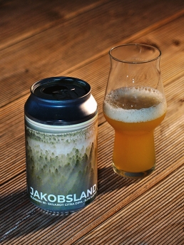 Jakobsland Brewers blending in