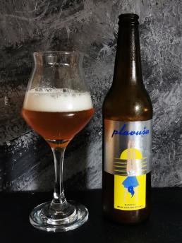 Brlog Plavusa Blond Ale