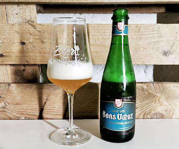 Brasserie Dupont Bons Voeux