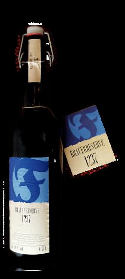 Faust Brauerreserve 1237 Flasche