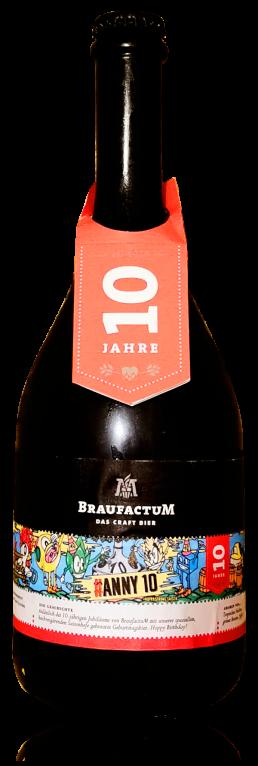 Braufactum Anni 10 flasche