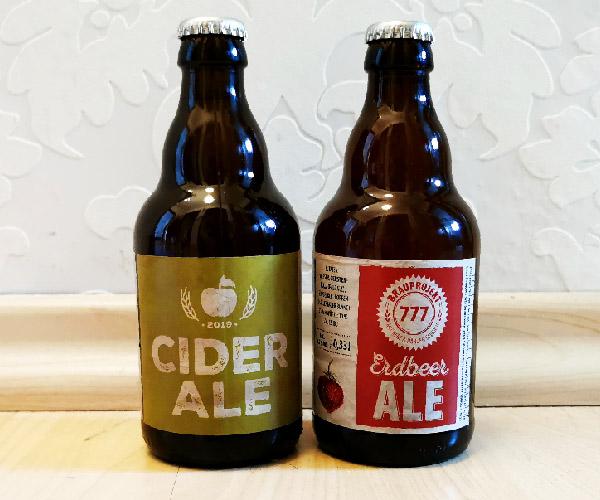 Brauprojekt 777 - Saisonale Biere
