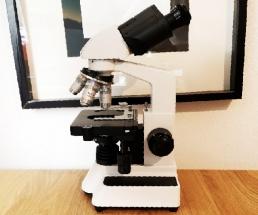 Bresser Mikroskop und HD Kamera