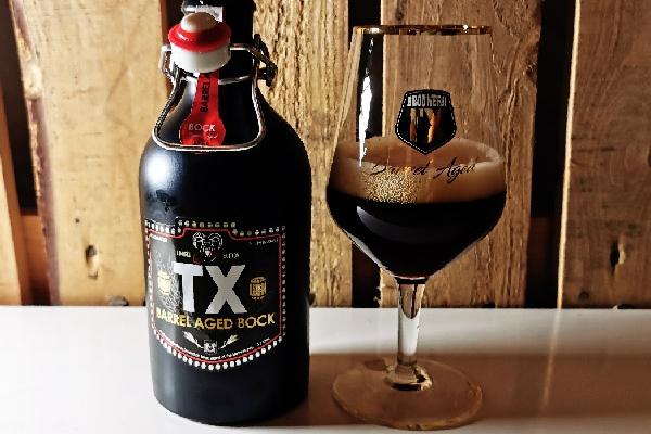 Brouwerij TX Barrel Aged Bock
