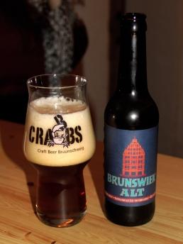 National Jürgens Brauerei Brunswiek Alt