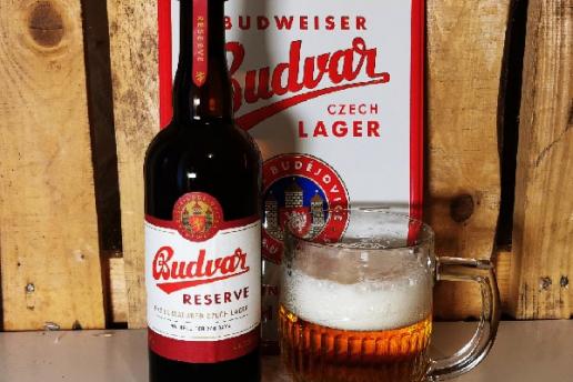 Budweiser Budvar Grand Reserve