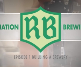 Building a Brewery