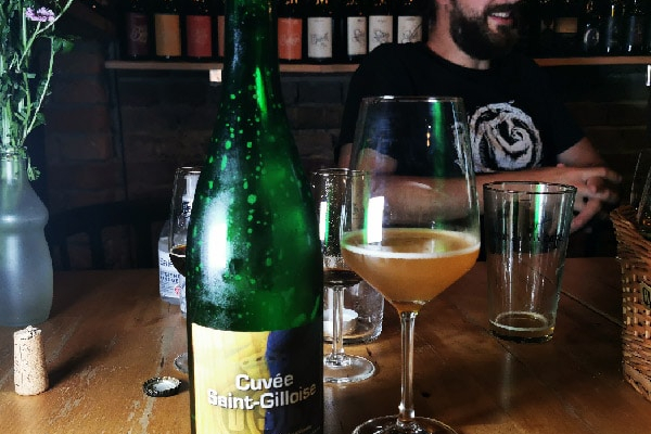 Cantillon Cuveé Saint-Gilloise 2017 + 20