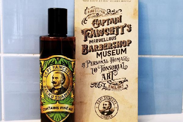 Captain Fawcett Beer'd Shampoo