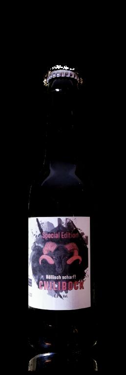 Hopfengarten Chilibock flasche