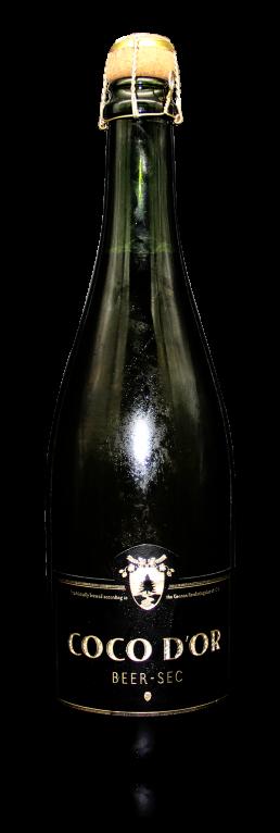 Schwarzwaldgold Coco d'Or Vintage flasche