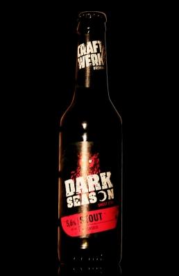 Craftwerk Dark Season Stout flasche