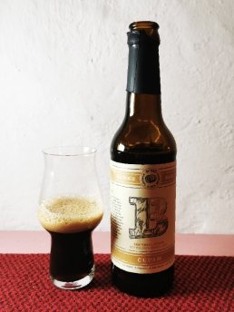Cupam - Imperial Stout Rye Whisky BA