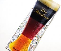 Die Bierkarte