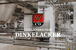 Dinkelacker Brauereiführung