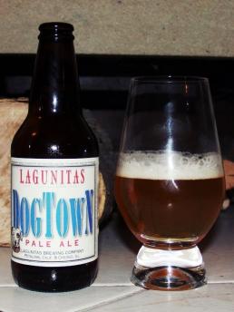 Lagunitas dowgtown pale ale