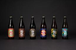 Bierflaschen Design 2 -7