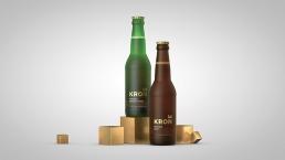 Bierflaschen Design 2 -6