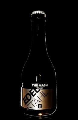 Edelstahl The Mash Stout flasche