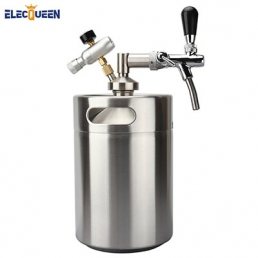 Elequeen 5l Growler