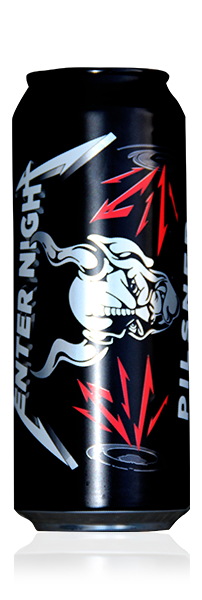 Stone Brewing Enter the Night Pilsner dose
