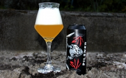 Stone Brewing Enter the Night Pilsner titel