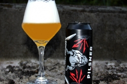 Stone Brewing Enter the Night Pilsner