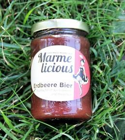 Marmelicious Erdbeere Bier