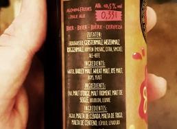 Schoppe No Juice Etikett