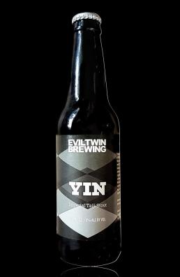 Evil Twin Yin Flasche