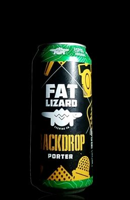Fat Lizard Backdrop Porter dose