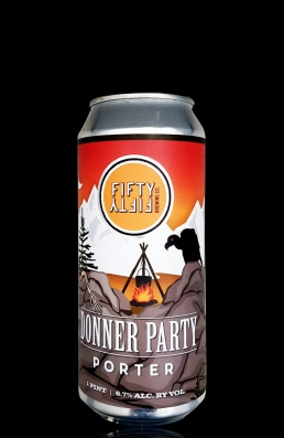 Fitfty Fifty Donner Party Porter Dose