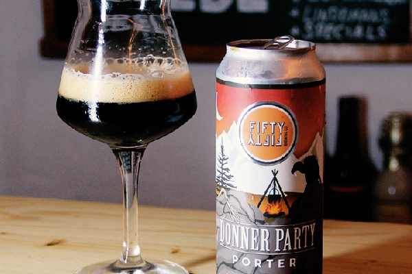 Fitfty Fifty Donner Party Porter
