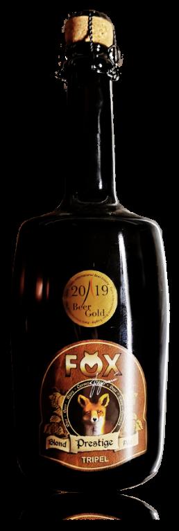 Fox Reynaert Tripel Blond flasche