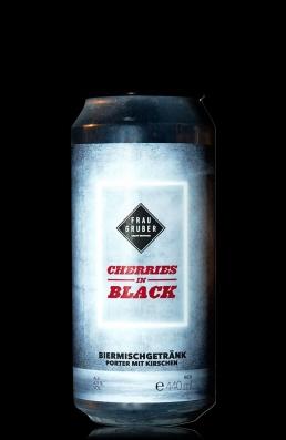Frau Gruber Cherries in Black dose