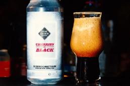 Frau Gruber Cherries in Black