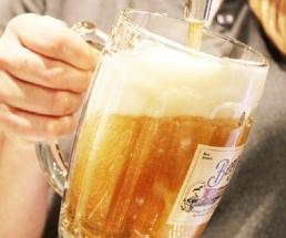 Freibier in der Berg Brauerei