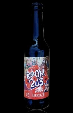 Hertl x Freigeist Room 203 flasche